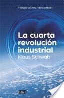 """Portada del libro """"La cuarta revolución industrial"""""""