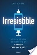 """Portada del libro """"Irresistible"""""""
